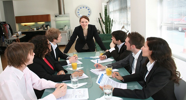 How to be a good team leader in the company