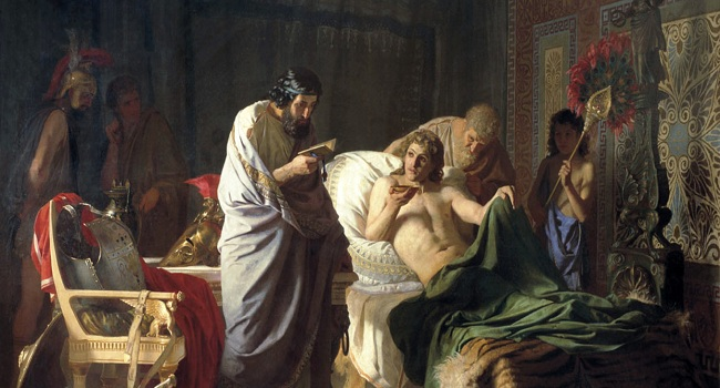 Ancient medicine and modern diseases