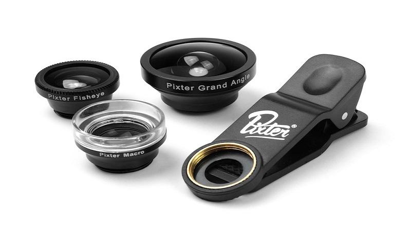 Pixter lenses