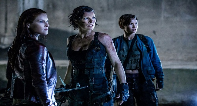 Resident Evil Review: Final Chapter