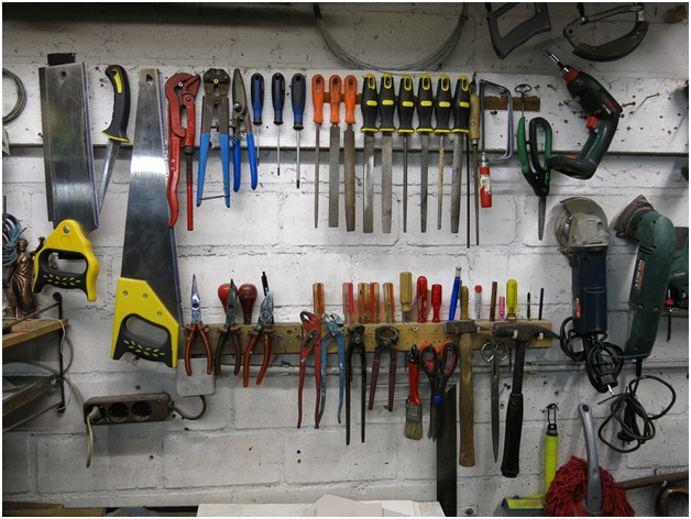 Must have gadgets for your garage
