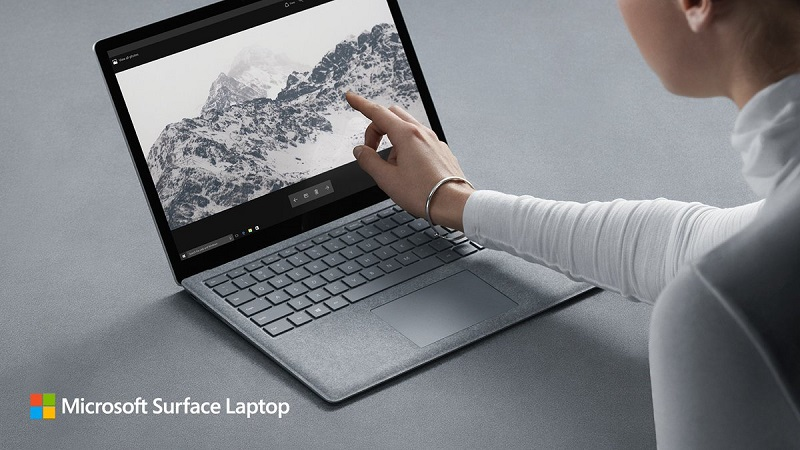 7 Reasons Why The Microsoft Surface Laptop Cooler Than The MacBook Pro7 - Copy
