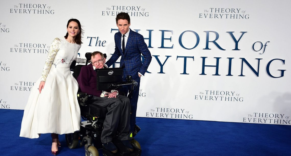 The Appearances Of Stephen Hawking In The Cinema And Television