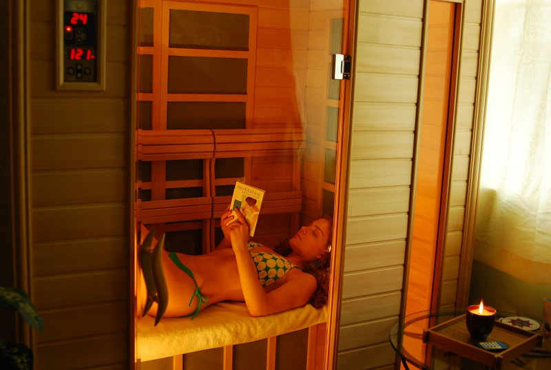 Benefits Of The Bathrooms By Dry Sauna