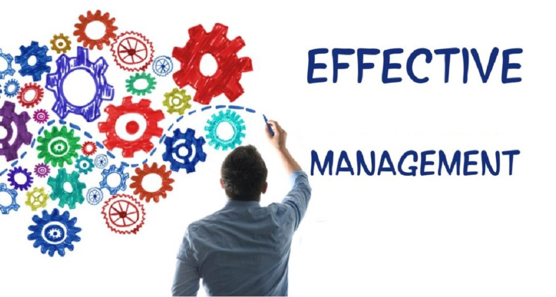 Effective Management Of A Small Business