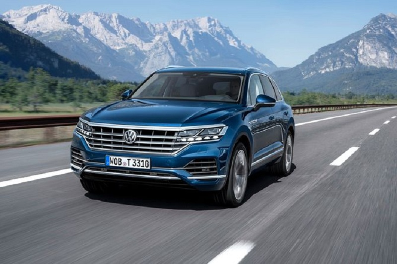How Economical And Safe Volkswagen Touareg 2018