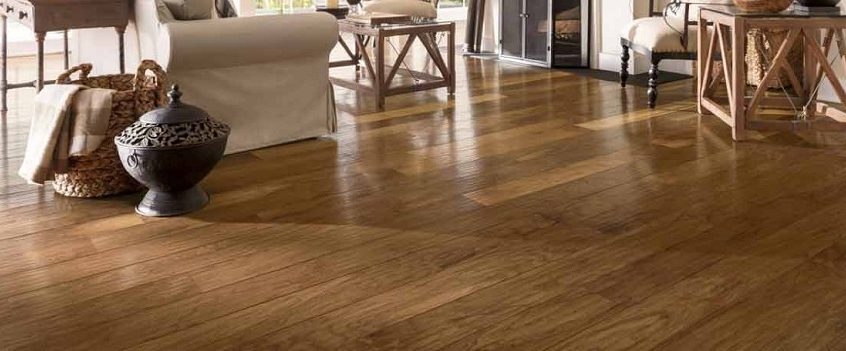 Care Of Vinyl Flooring