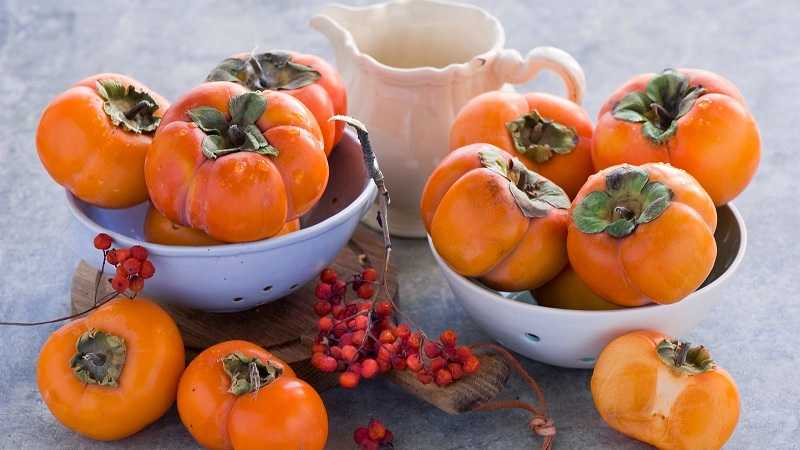 Persimmon: Useful Properties And Contraindications