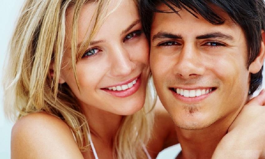 Independent teeth whitening