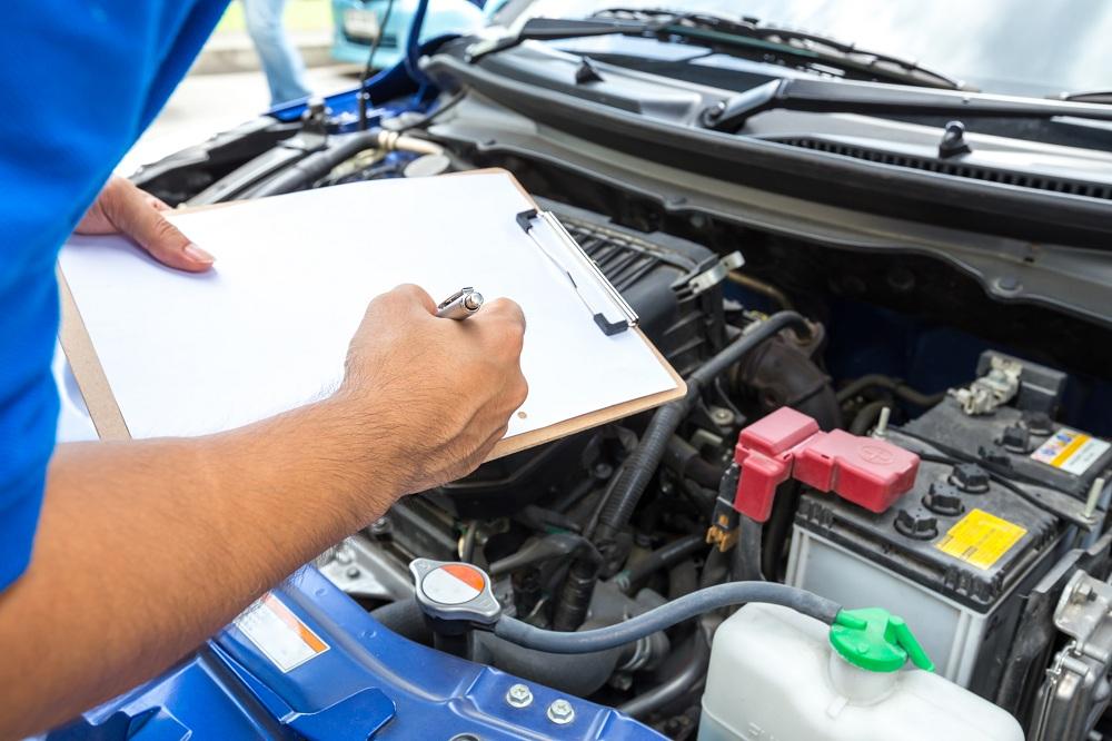 When It Is Necessary To Refuel The Auto-Conditioner