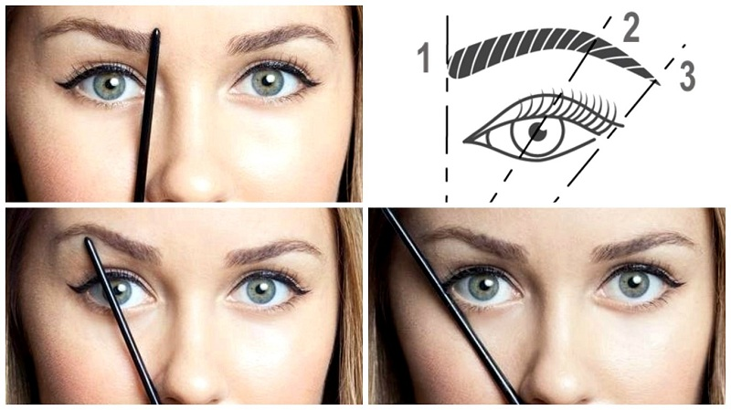 How To Make A Beautiful Eyebrow Shape?