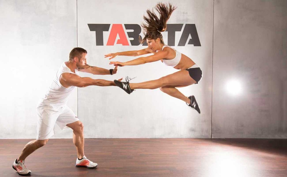 Tabata- A Set Of Burning Exercises For Women