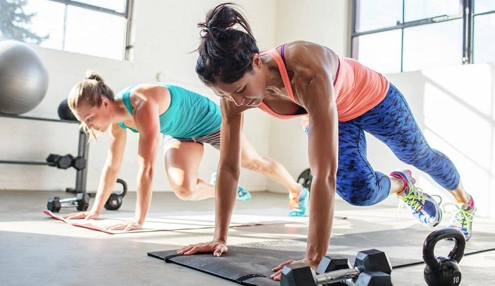 Tabata- A Set Of Burning Exercises For Women