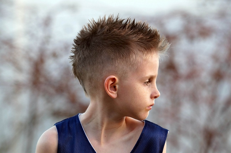 Fashionable Children's Haircuts For Boys